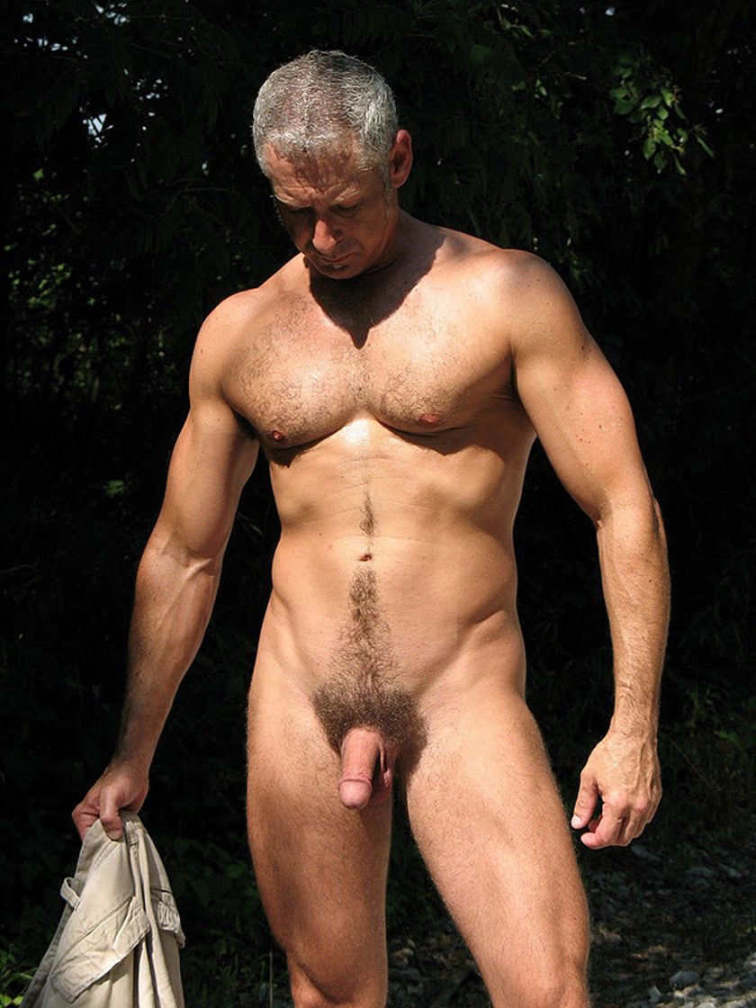 English gay porn in the woods